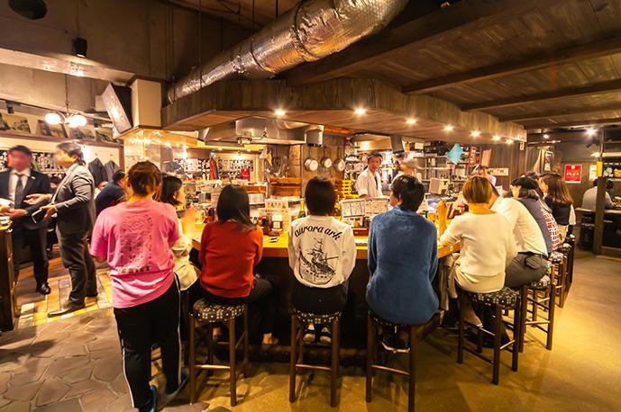 麦酒&洋食スタンド|グリル異人館